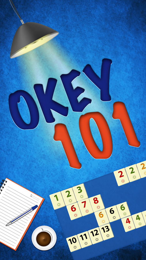 Okey 101- screenshot