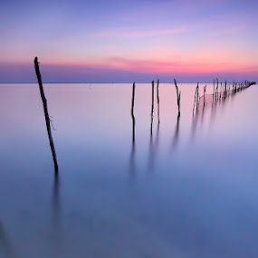 by Imansyah Putra - Landscapes Beaches ( billiton, reflections )