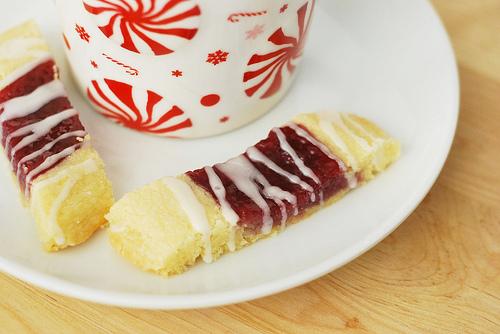 Finnish Ribbon Cookies
