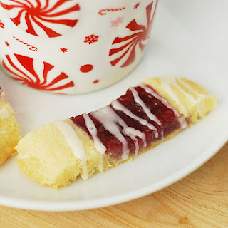 Finnish Ribbon Cookies