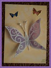 """Photo: """" papillon """" envoyée à Shanon ."""