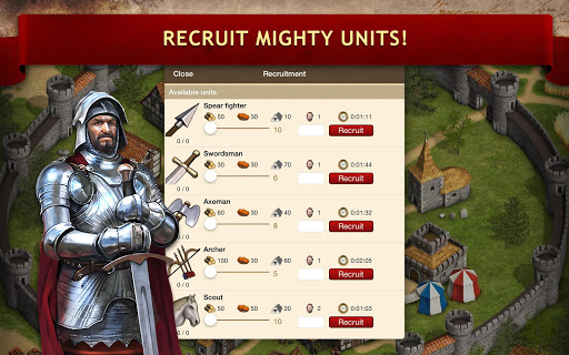 Tribal Wars screenshot 12