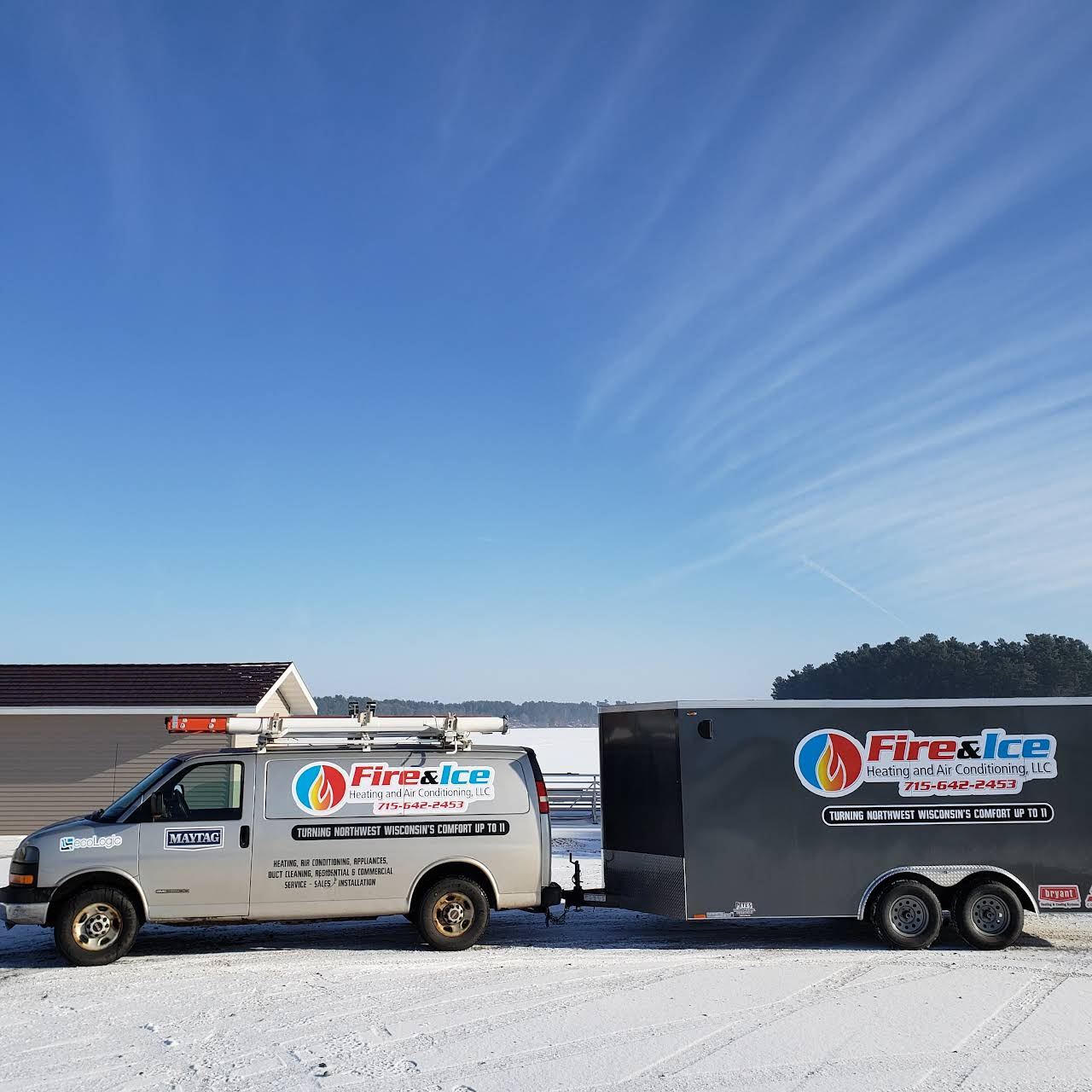 Fire & Ice Heating and Air Conditioning, LLC - Residential