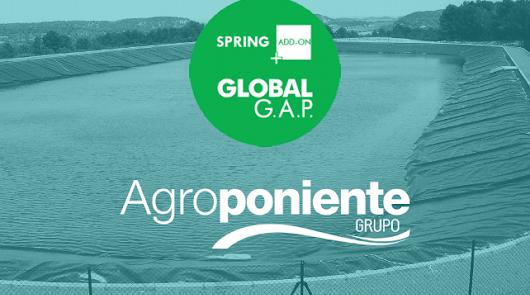 Agroponiente obtiene la certificación Spring