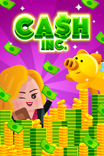 Cash, Inc. Money Clicker Game 2.1.0.5.0 MOD (Unlimited Money) 1