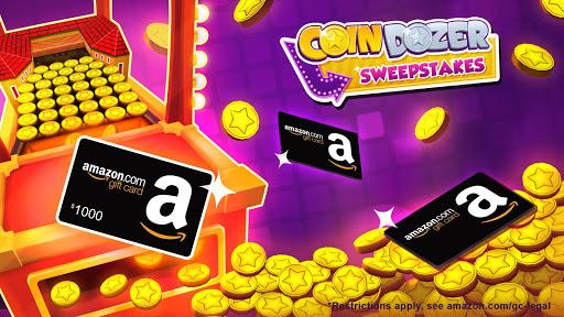 Coin Dozer: Sweepstakes apkdebit screenshots 15