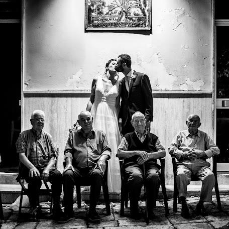 Fotografo di matrimoni Paolo Palmieri (palmieri). Foto del 23.09.2018