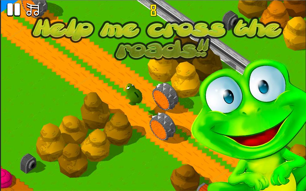 Ribbit- screenshot