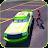 Superhero Ultimate Cars Highway lightning Racing Icône