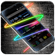 App Neon Lights Launcher APK for Windows Phone