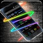 Neon Lights Launcher Icon