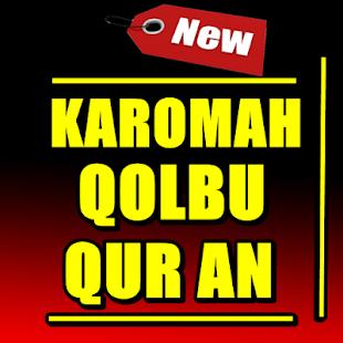 Karomah Qulbu Qur an Edisi Terlengkap - náhled