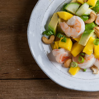 Mango Shrimp Salad...and the Best Lunchbox Ever Giveaway! Recipe