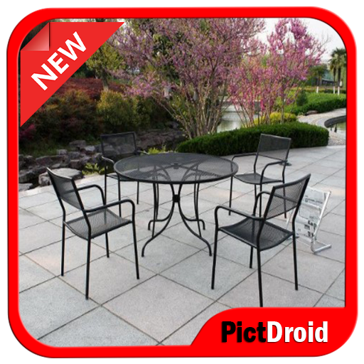 Wrought Iron Furniture Android APK Download Free By Pictdroid