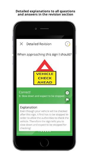 Provisional Licence - Zimbabwe Highway Code Tests  screenshots 2