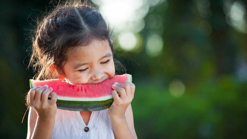 Aprender a masticar desde niños es importante.