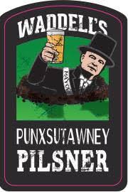 Logo of Waddells Punxsutawney Pilsner