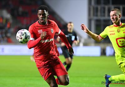 L'Antwerp donne enfin un contrat à un joueur qui a déjà joué quatre matchs
