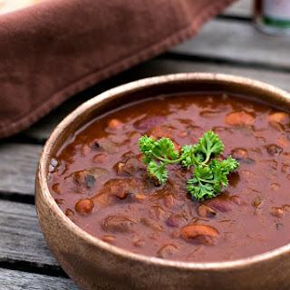 Best Damn Instant Pot Vegan Chili.
