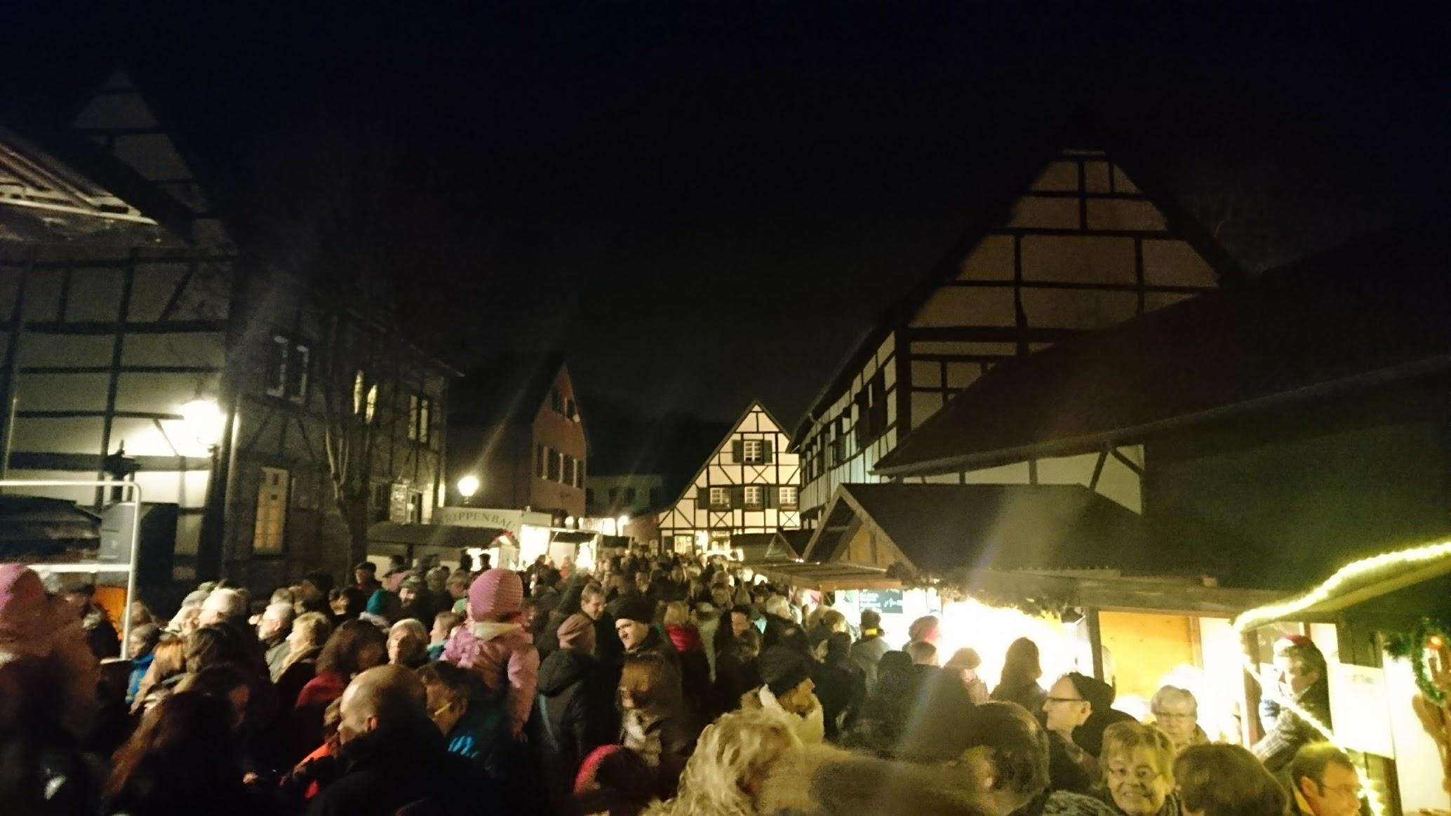 Weihnachtsmarkt Liedberg