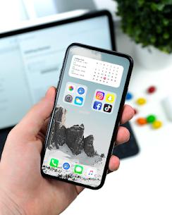 iOS Widgets for KWGT (MOD, Paid) v3.0 3