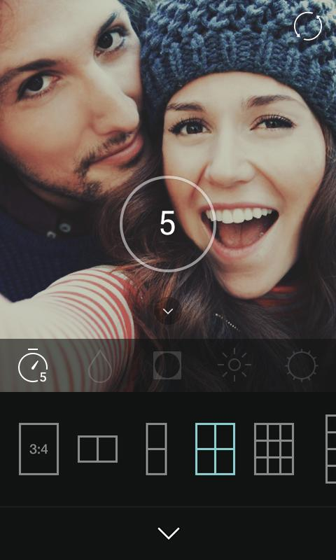 Screenshots of B612 - Selfie from the heart for Android