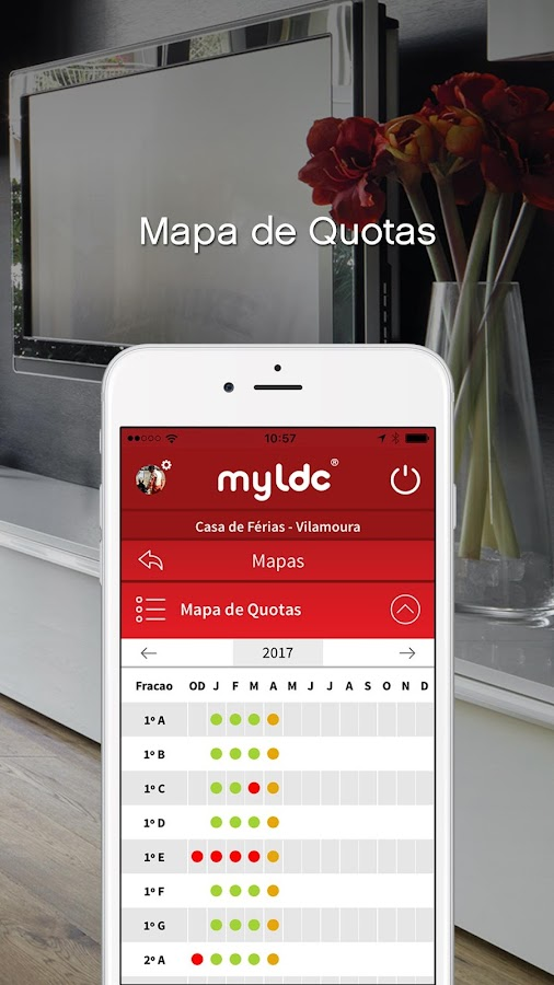 myLDC– captura de ecrã