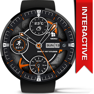 Hybrid Interactive Watch Face 2.0 Icon