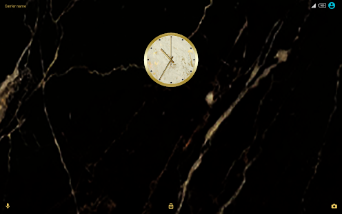 Golden Marble Theme for Xperia- screenshot thumbnail