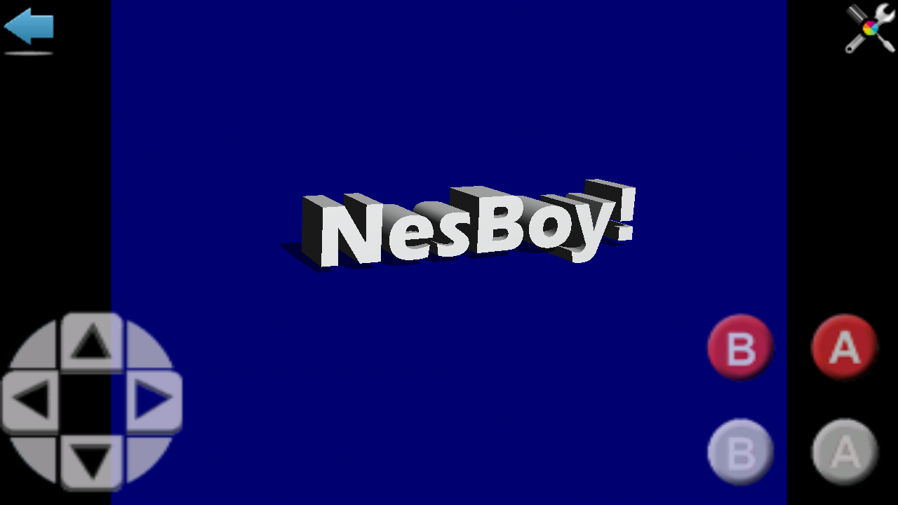 NesBoy! Pro - Emulator for NES – Screenshot