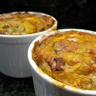 Blue Cheese Bread Pudding Recipes