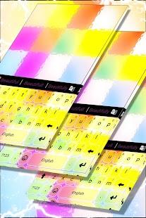 Klávesové Barvy - náhled