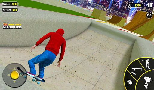 Flip Skate Stuntman 1.2 screenshots 12