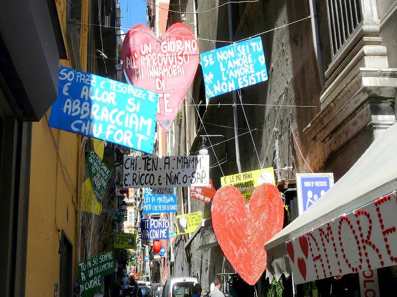 """""""Napoli è... Mille colori"""" di Mario Romano"""