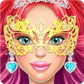 Princess Ball - spa & dress up game