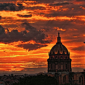 mexico by Jim Knoch - Buildings & Architecture Places of Worship