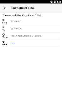 mBadVidLiv – badminton live updates 3