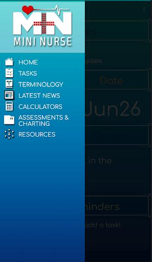 pocket.Nurse - Lite screenshot 1
