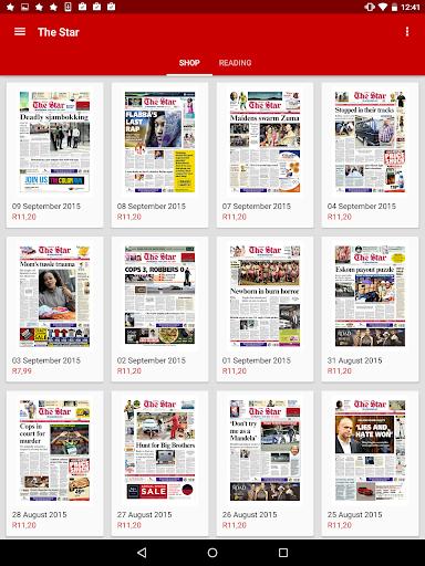 The Star|玩新聞App免費|玩APPs