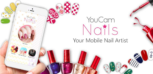 Youcam Nails Manicure Salon For Custom Nail Art Apps On Google Play