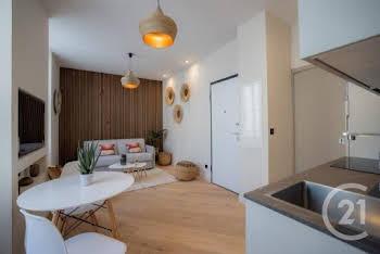 Appartement 2 pièces 30,6 m2