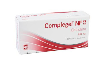 Complegel NF 250Mg   Tabletas Caja x30Tab. Siegfried Citicolina