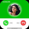 Fake Call App:  Prank call & Fake phone call icon