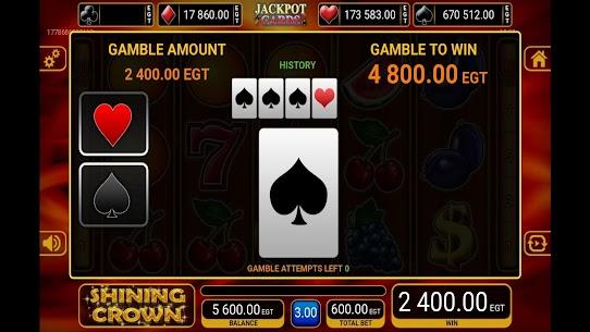 Shining Crown Slot 5