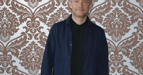 Martin Freeman to star in new sitcom Breeders