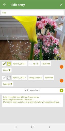 Garden Manager screenshot 3