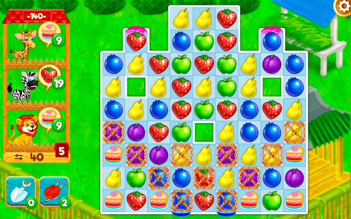 Zoo Rescue: Match 3 & Animals  screenshots EasyGameCheats.pro 2