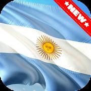 Argentina Flag Wallpaper