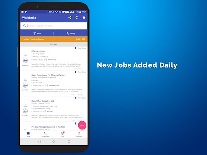 Job Search App – Free Direct HR Contact: WorkIndia 2