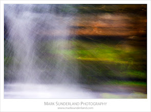 Photo: #WaterfallWednesday  Water and Moss III  Here's a rather abstract view of West Burton Waterfall in the Yorkshire Dales for#WaterfallWednesday curated by +Eric Leslie. I made this image a few years back after seeing another photographer talk about using a vertical camera movement in tune with the fall of the water to create a more abstract effect. So, I thought why stop there? What happens if you move the camera perpendicular to the flow of the water? The result is something like this - a blurring of moss and rock with a criss-cross water pattern...  Canon EOS 5D,EF70-200mm f/4L USM at 200mm, ISO 100, 1s at f32